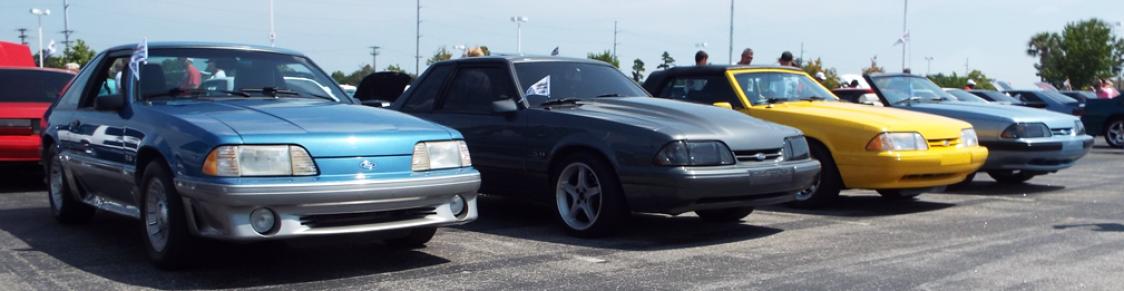 Mustang Week 2015 Myrtle Beach, SC